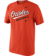 Men's Nike Baltimore Orioles MLB Practice T-Shirt