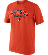Men's Nike Houston Astros MLB Practice T-Shirt