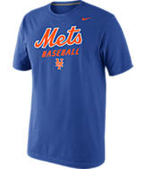 Men's Nike New York Mets MLB Practice T-Shirt