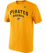 Men's Nike Pittsburgh Pirates MLB Practice T-Shirt