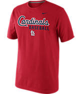 Men's Nike St. Louis Cardinals MLB Practice T-Shirt