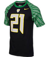 Men's Nike Oregon Ducks College New Day Name and Number T-Shirt