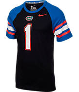 Men's Nike Florida Gators College New Day Name and Number T-Shirt