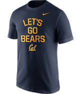 Men's Nike California Golden Bears College Local Verbiage T-Shirt