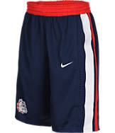Men's Nike Gonzaga Bulldogs College Replica Basketball Shorts