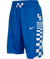 Men's Nike Kentucky Wildcats College Replica Basketball Shorts