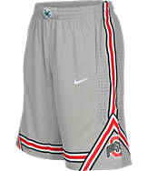 Men's Nike Ohio State Buckeyes College Replica Basketball Shorts