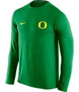 Men's Nike Oregon Ducks College Dri-FIT Touch Long-Sleeve T-Shirt