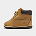 Right view of Infant Timberland 6 Inch Classic Boots in Wheat