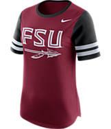 Women's Nike Florida State Seminoles College Modern Fan T-Shirt