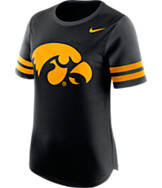 Women's Nike Iowa Hawkeyes College Modern Fan T-Shirt