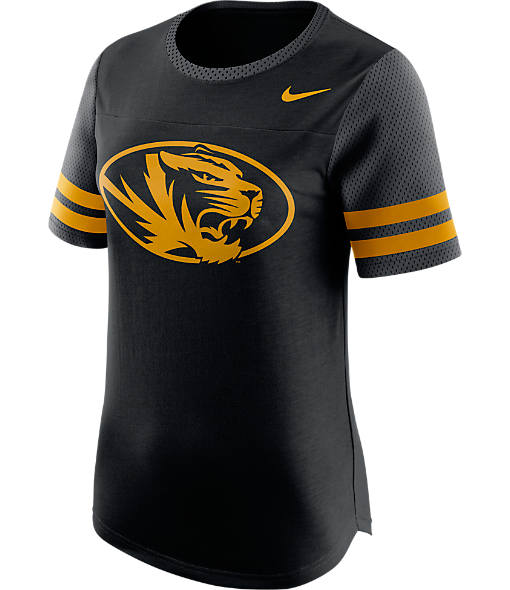 Women's Nike Missouri Tigers College Modern Fan T-Shirt