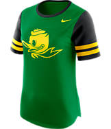 Women's Nike Oregon Ducks College Modern Fan T-Shirt