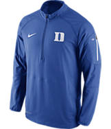 Men's Nike Duke Blue Devils College Hybrid Jacket
