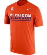 Men's Nike Clemson Tigers College Legend Sideline T-Shirt