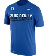 Men's Nike Duke Blue Devils College Legend Sideline T-Shirt