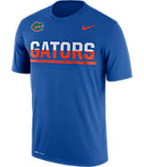 Men's Nike Florida Gators College Legend Sideline T-Shirt