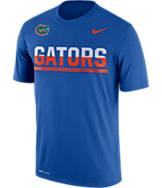 Men's Nike Florida Gators College Legend Sideline T-Shirt
