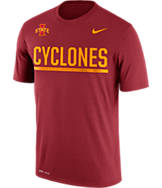 Men's Nike Iowa State Cyclones College Legend Sideline T-Shirt