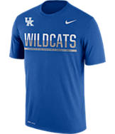 Men's Nike Kentucky Wildcats College Legend Sideline T-Shirt