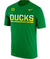 Men's Nike Oregon Ducks College Legend Sideline T-Shirt