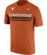 Men's Nike Texas Longhorns College Legend Sideline T-Shirt