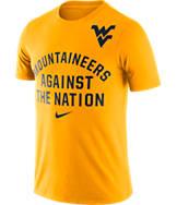 Men's Nike West Virginia Mountaineers Rally T-Shirt