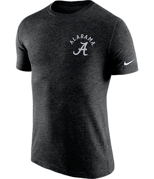 Men's Nike Alabama Crimson Tide College Helmet T-Shirt