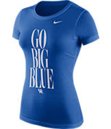 Women's Nike Kentucky Wildcats College Spirit T-Shirt