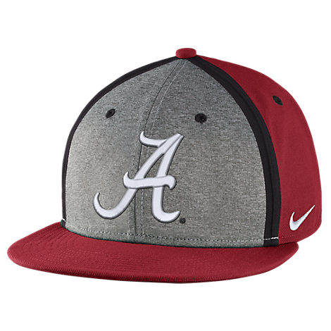 Nike Alabama Crimson Tide College Sideline True Snapback Hat