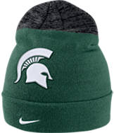 Nike Michigan State Spartans College Sideline Beanie
