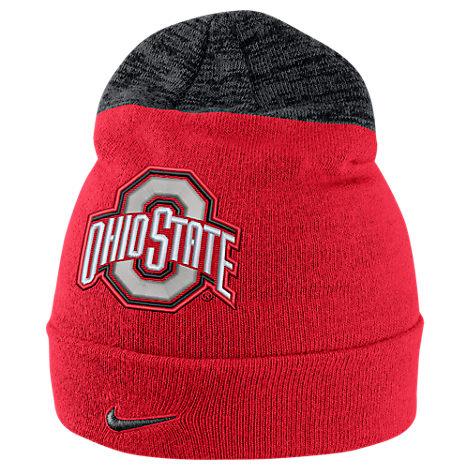 Nike Ohio State Buckeyes College Sideline Beanie
