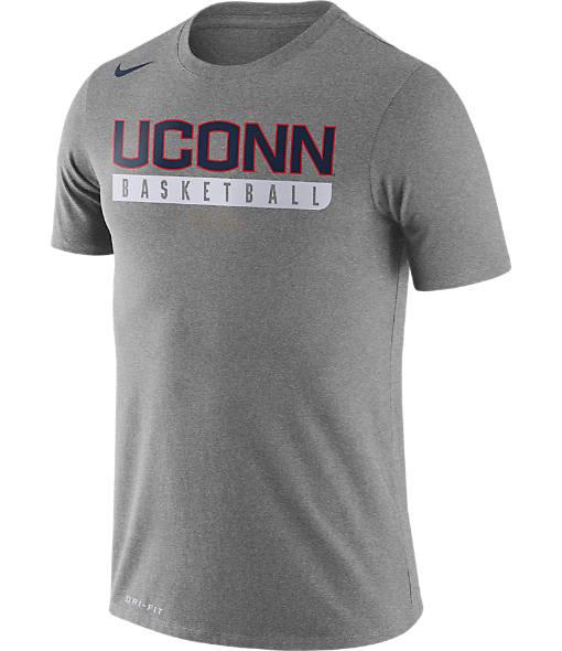 Men's Nike UCONN Huskies College Basketball Practice T-Shirt