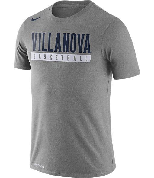 Men's Nike Villanova Wildcats College Basketball Practice T-Shirt