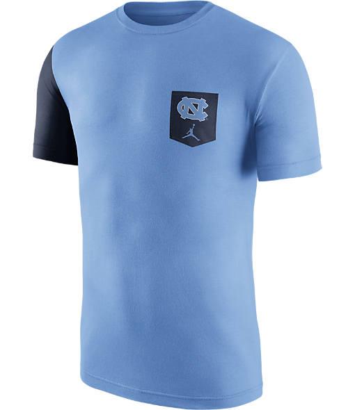 Men's Nike North Carolina Tar Heels College Player Pocket T-Shirt