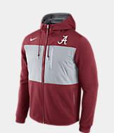 Men's Nike Alabama Crimson Tide College Championship Drive Full-Zip Fleece Jacket
