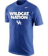 Men's Nike Kentucky Wildcats College Selection T-Shirt