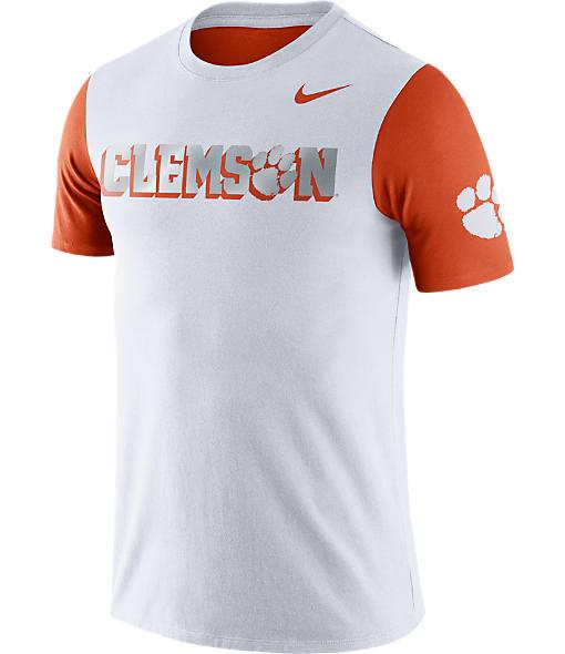 Men's Nike Clemson Tigers College Flash Bomb T-Shirt