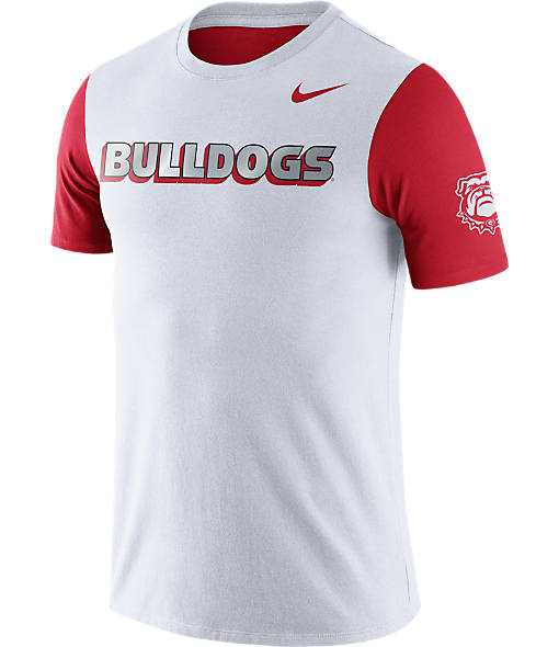 Men's Nike Georgia Bulldogs College Flash Bomb T-Shirt