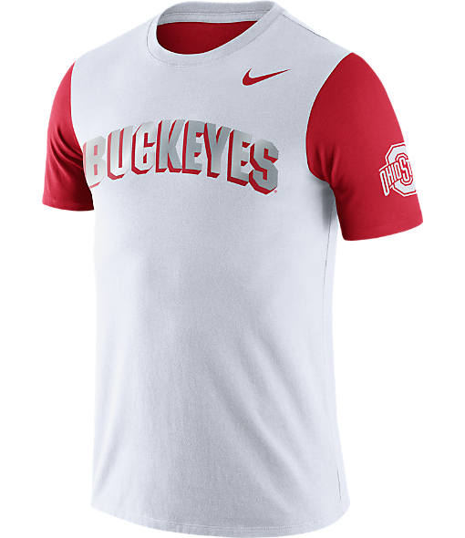 Men's Nike Ohio State Buckeyes College Flash Bomb T-Shirt