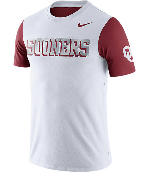 Men's Nike Oklahoma Sooners College Flash Bomb T-Shirt