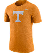 Men's Nike Tennessee Volunteers College Marled Logo T-Shirt