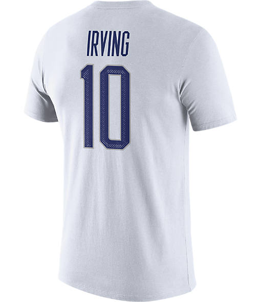 Men's Nike USA Basketball 2016 Kyrie Irving Name and Number T-Shirt