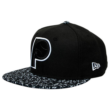 New Era Indiana Pacers NBA Composition Hook Snapback Hat