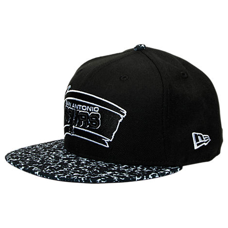 New Era San Antonio Spurs NBA Composition Hook Snapback Hat