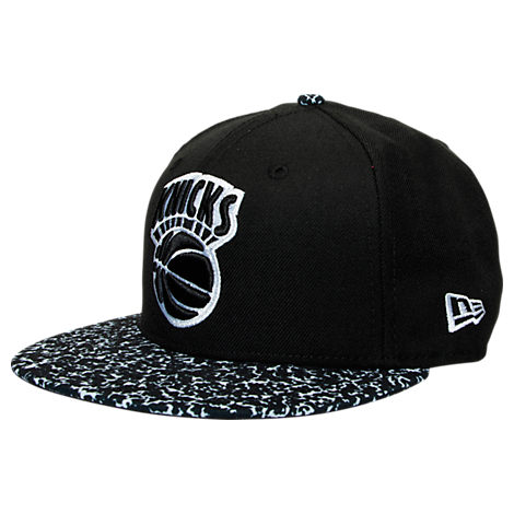 New Era New York Knicks NBA Composition Hook Snapback Hat