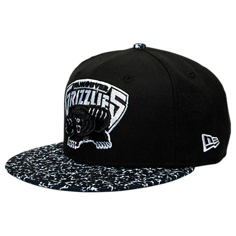 New Era Memphis Grizzlies NBA Composition Hook Snapback Hat
