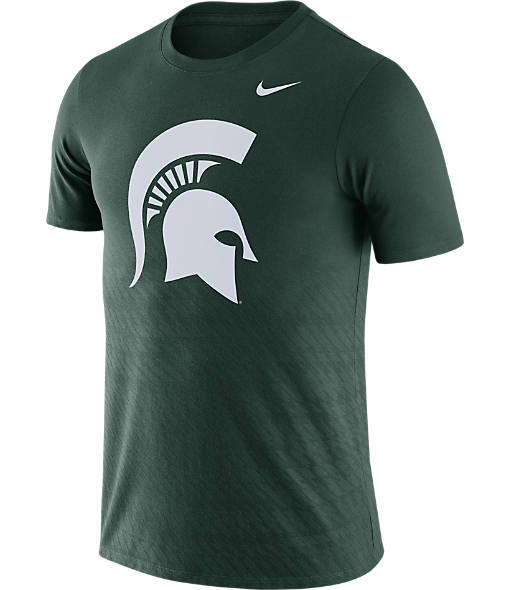 Men's Nike Michigan State Spartans College Ignite Crew T-Shirt