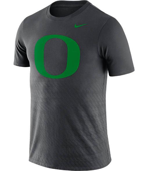 Men's Nike Oregon Ducks College Ignite Crew T-Shirt