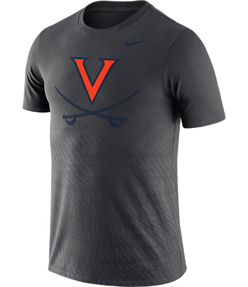 Men's Nike Virginia Cavaliers College Ignite Crew T-Shirt